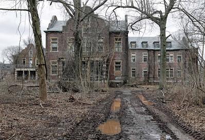 Pennhurst Asylum, Pa.