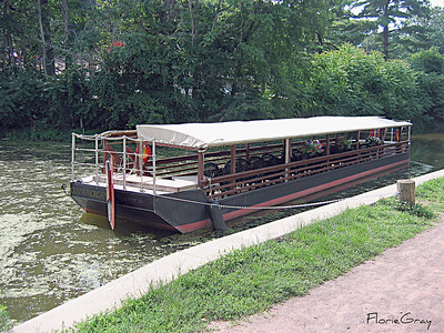 Mule Barge, New Hope, PA