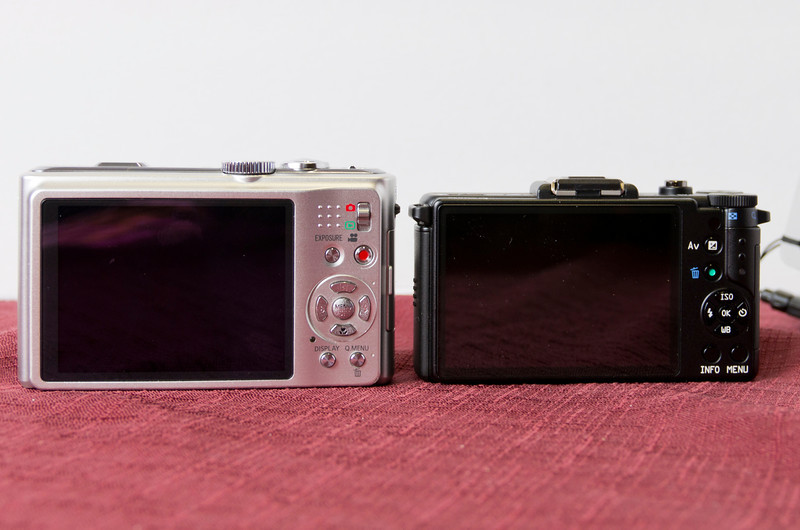 The Q vs Lumix ZS-6