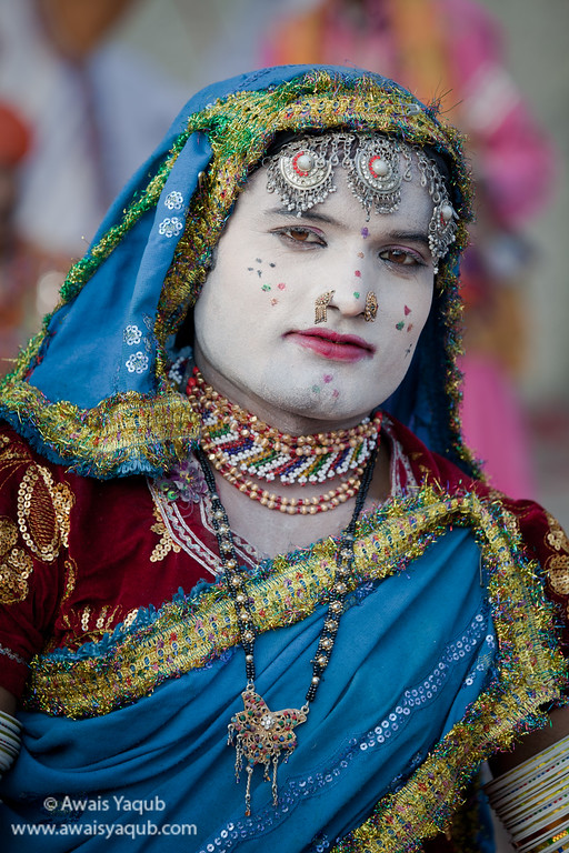 Cholistani Dancer
