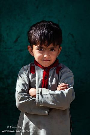 Determined Pashtoon Boy - Landi Kotal Khyber Pakhtunkhwan