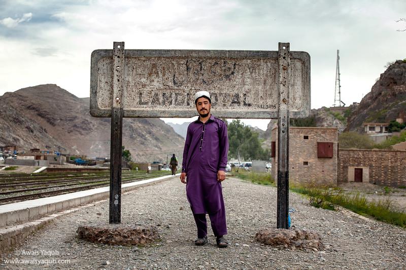 Brad Pitt in Pakistan