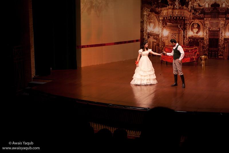 Phantom of Opera in PNCA