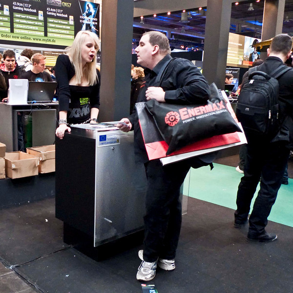 CeBit 2010 (Hannover, Germany)