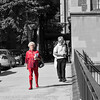 The Woman in Red (NYC)