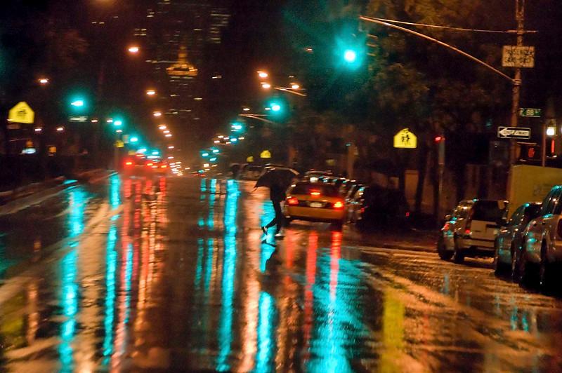 Black Umbrella - NYC