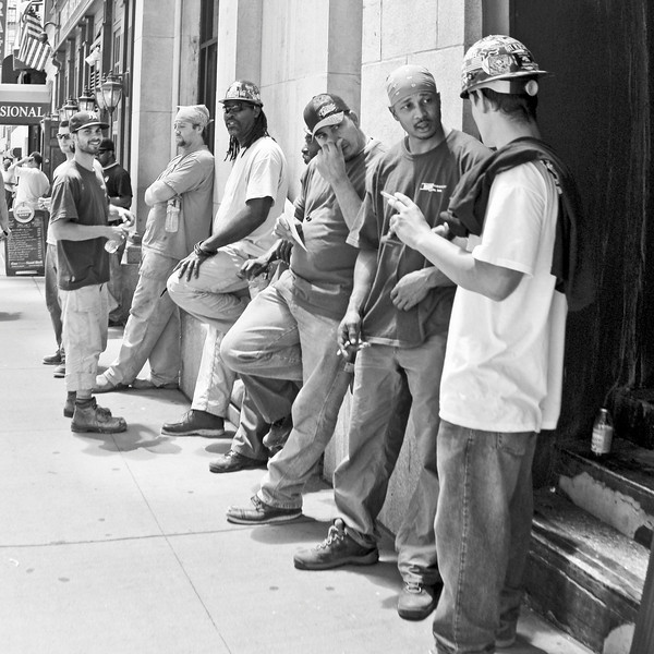 Lunch Break Politics 2 (NYC)