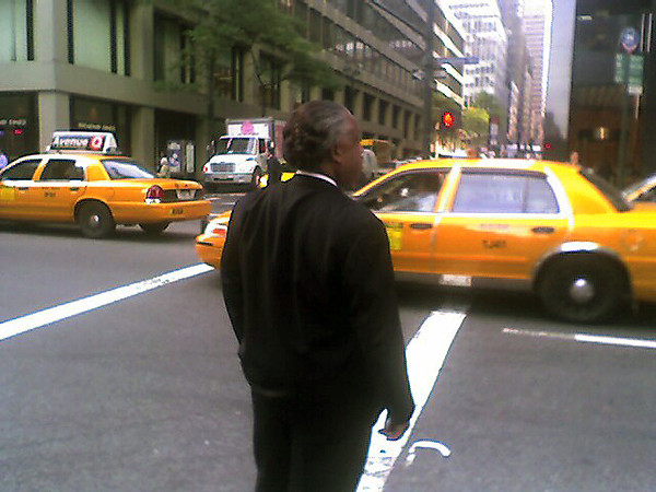 Al Sharpton (civil rights activist), 2005