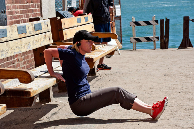 Working Out (San Francisco)