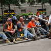 Lunch Break at Ground Zero I