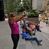 Lunch Break at Ground Zero III