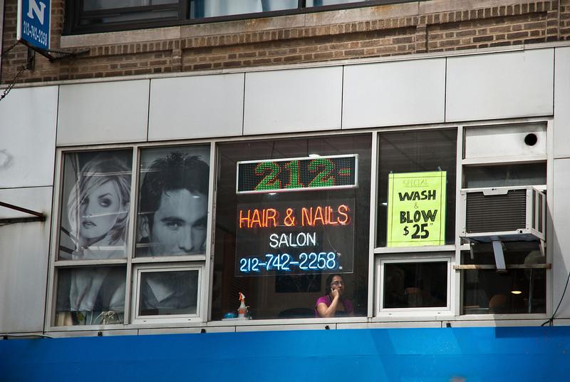 Hair & Nails (NYC)