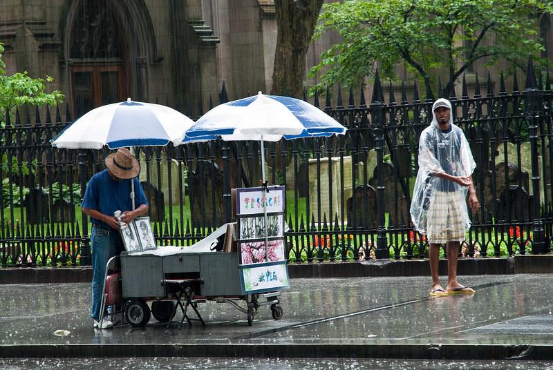 Summer Shower (NYC)