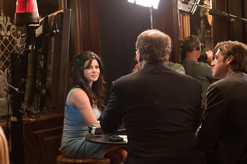 The Fox Business Happy Hour, shot at the Bull & Bear Bar (co-host Rebecca Diamond)