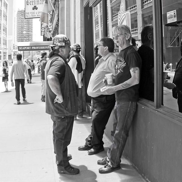 Lunch Break Politics (NYC)