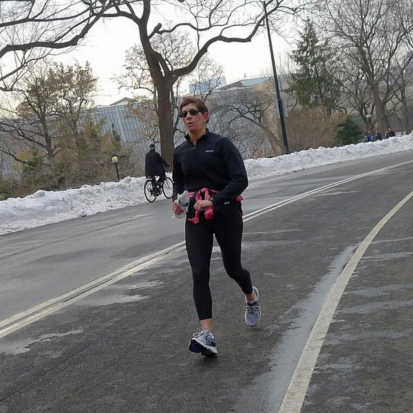 Central Park, December 31, 2010