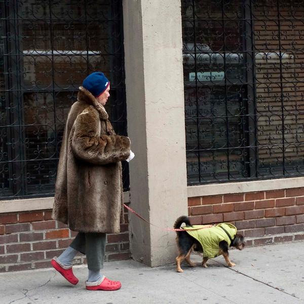 Red Crocs (NYC)