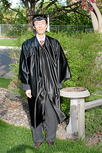 Byung-Dong Pak, graduate of University of Minnesota, 2008.
