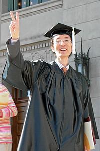 Byung-Dong Pak, recent graduate of University of Minnesota!!