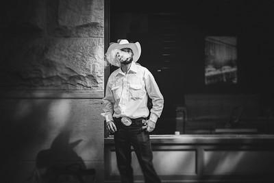 The Vaping Cowboy