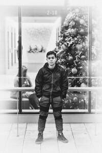 Assume the Christmas Tree Position