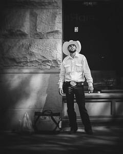 The Vaping Cowboy II