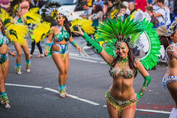Carnival Queens at Brazilica 2015