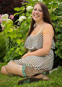 JoAnne Senior Portrait