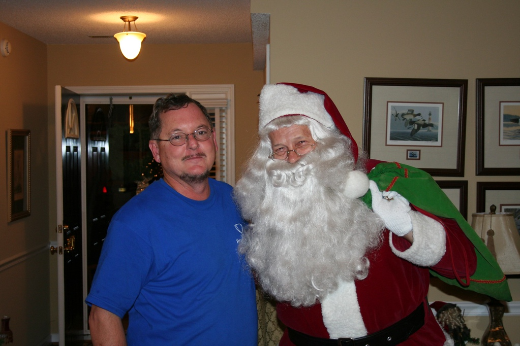 A Visit from Father Christmas I