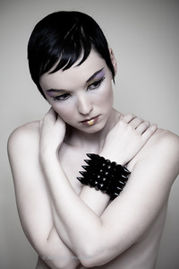 Make up: Sarah Ledesma Model: Kate Feldman