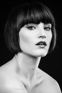 Model: Heather Ashley Make Up: Vanessa Leon