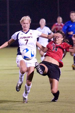 Women's Soccer - Auburn vs. Georgia