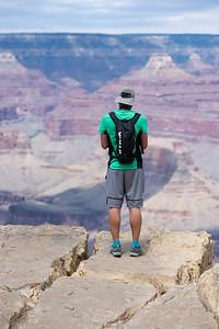 Perspective At Canyon