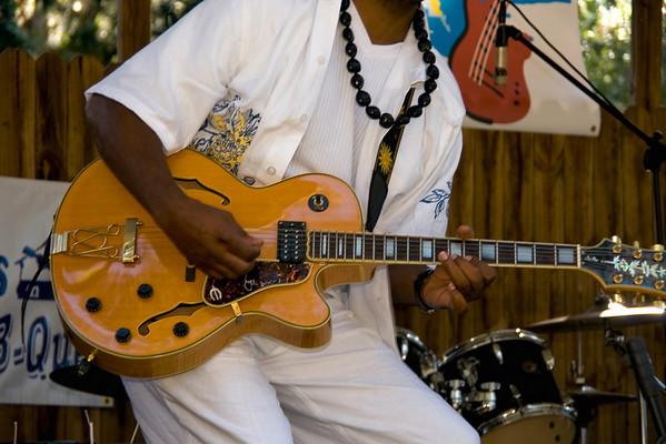 Blues 'N BBQ, Homosassa, Florida, November 2008.