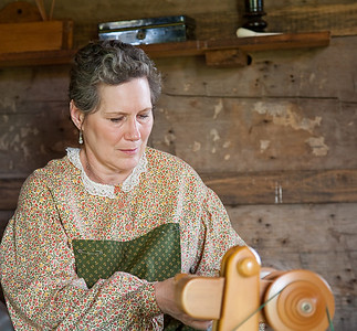 A Spinner of Yarn