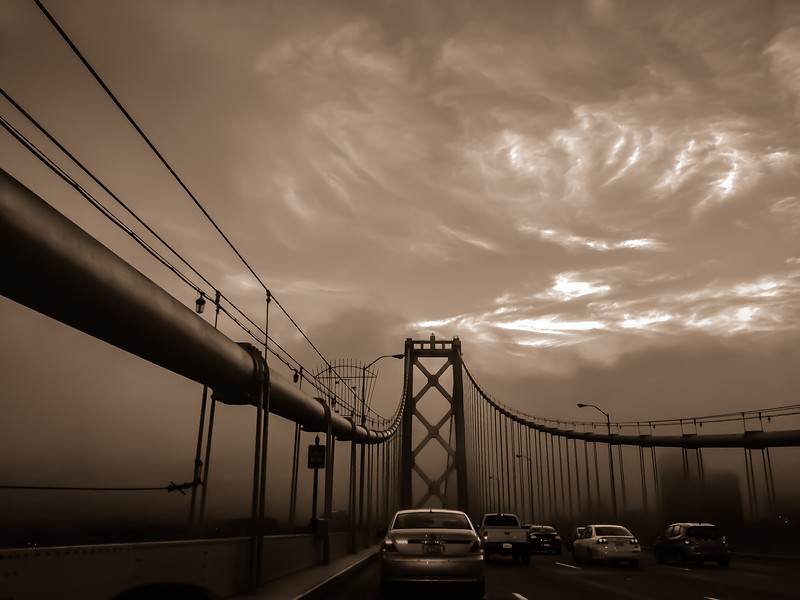 Bay Bridge -2 after presetsGlow-soft and muted and Toners- Light Mocha