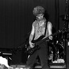 Adam Clayton - Yeah, both wild, bass-playing youngsters, we drank some wine.  Adam drank considerably more.