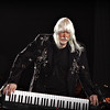 Edgar Winter in Moscow with Ringo's All Starr Band.