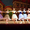 Coppélia ballet performance. <br /> <br /> During WWII the Kirov Ballet Troupe, amongst others, were evacuated to the city of Perm in the Ural Mountain region far from the Front. Though the troupe returned to Leningrad (St. Petersburg) after the war, the tradition of ballet remains strong here.