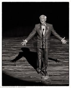 Cape Cod Cabaret Singer Larry Marsland, Wellfleet (2010) [Michael A. Karchmer]