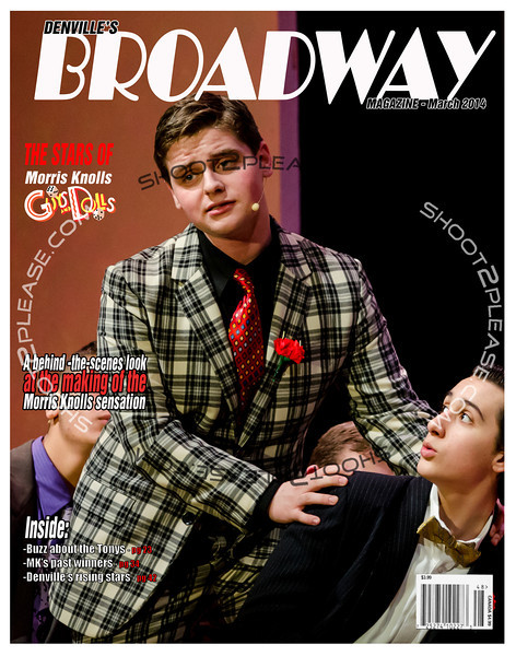 www.shoot2please.com Copyright Joe Gagliardi - Guys and Dolls, Morris Knolls High School