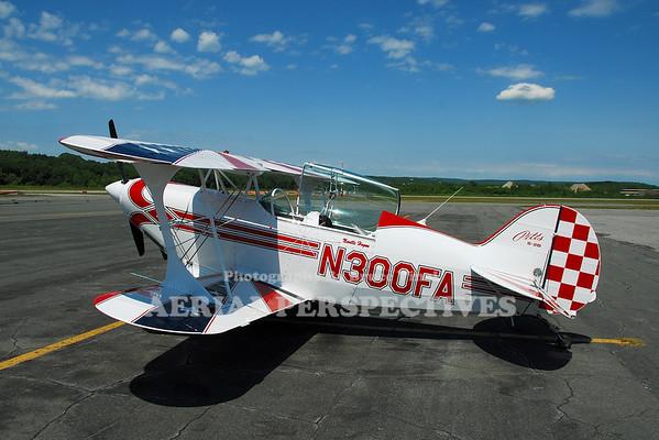 N300FA - PITTS AEROBATICS S-B2