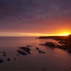 Sunset at Collieston<br /> 22 Jan 2011