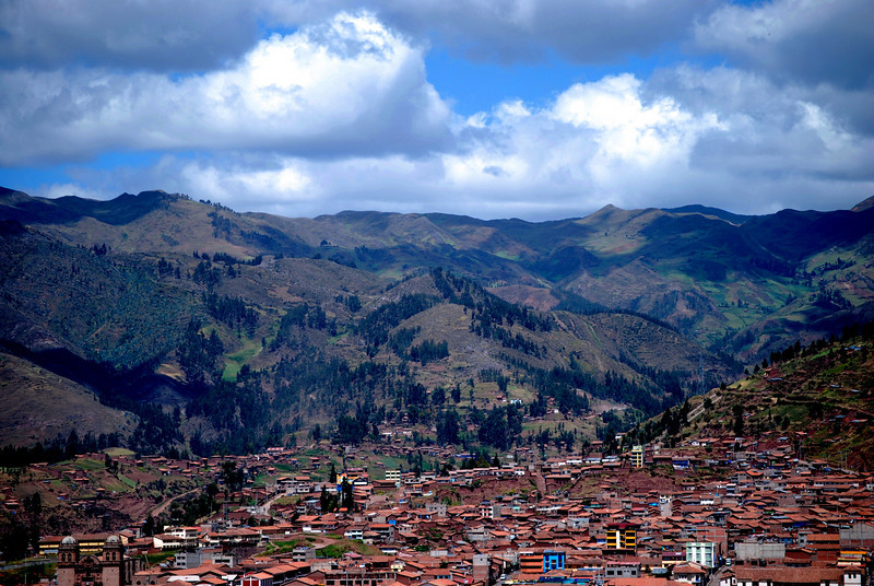 Andean Mountains; Cuzco