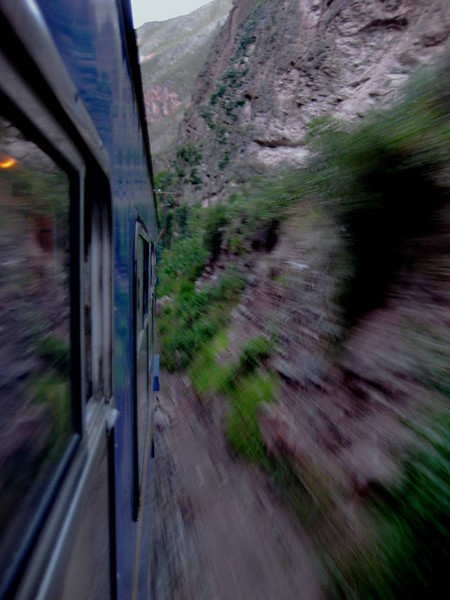 On The Way Back to Cuzco