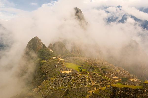 #Pe 001 Machu Picchu, Peru