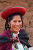 #Pe 029 Woman, Chinchero, Peru