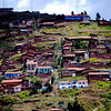 Homes in tiny Village outside of Cuzco