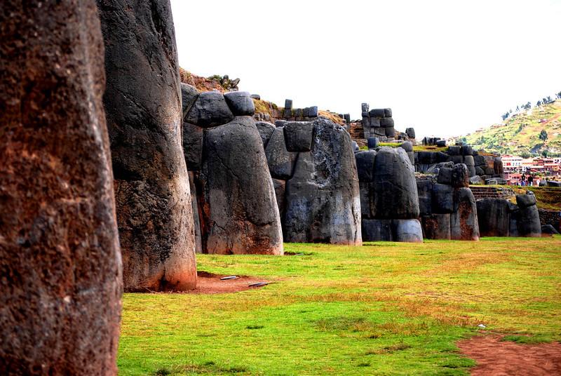 Sacsayhuaman Fortress; Cuzco