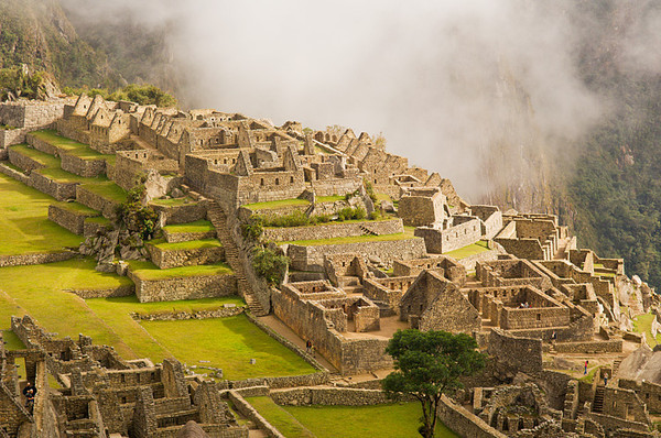 #Pe 038 Machu Picchu, Peru